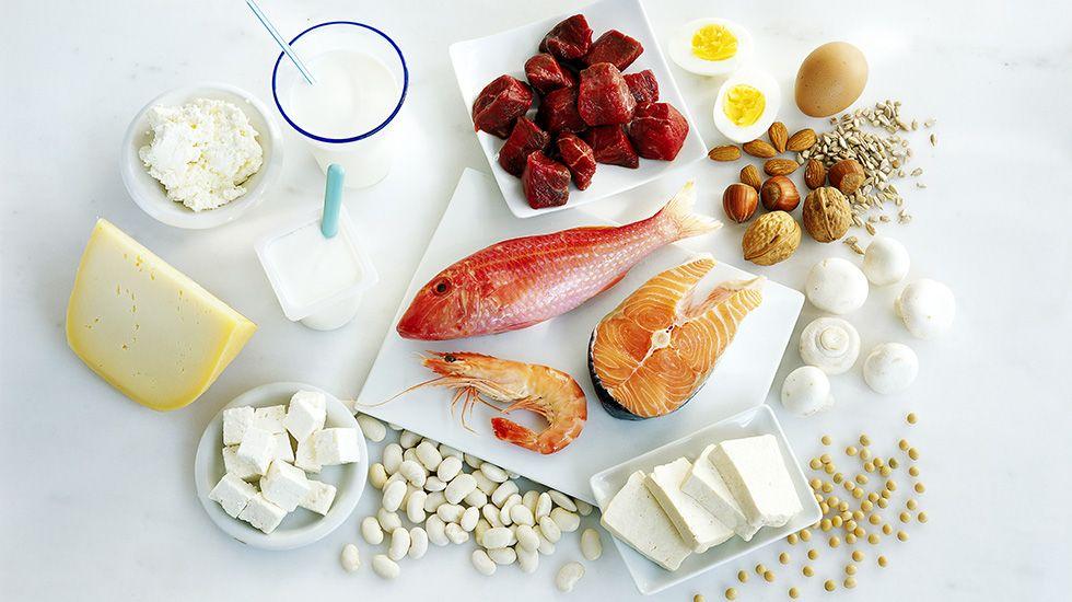 Cuantas proteinas hay que tomar para adelgazar