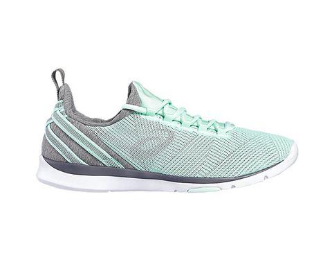 Footwear, Product, Shoe, White, Sportswear, Teal, Style, Line, Aqua, Athletic shoe,