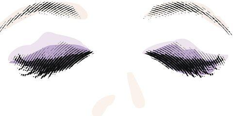 Face, Eyebrow, Nose, Lip, Eyelash, Beauty, Cheek, Eye, Head, Illustration,