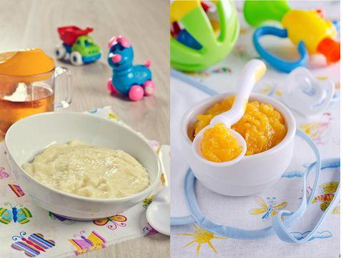 Food, Cuisine, Dish, Ingredient, Baby food, Dessert, Pudding, Kids' meal, Recipe, Spoon,