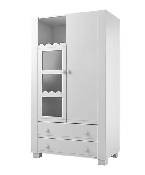 Armarios para la habitaci n del beb - Ikea accesorios para armarios ...