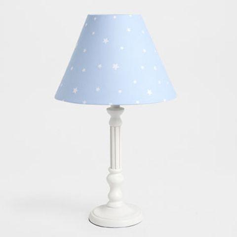 Pon una lámpara en su cuarto!