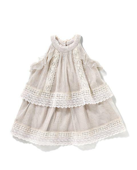 ae495d2ab Bebé: moda de primera puesta para niña