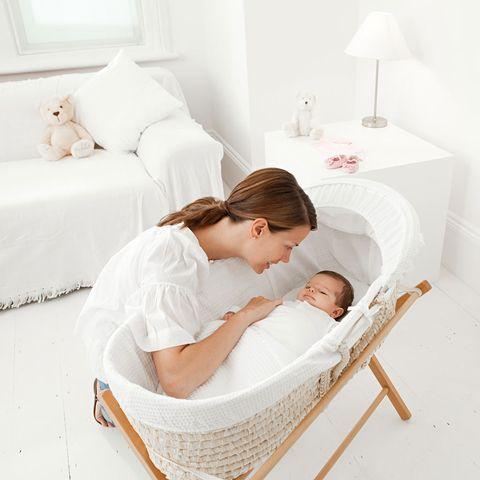 En Casa Con El Recien Nacido - Cunas-recien-nacidos