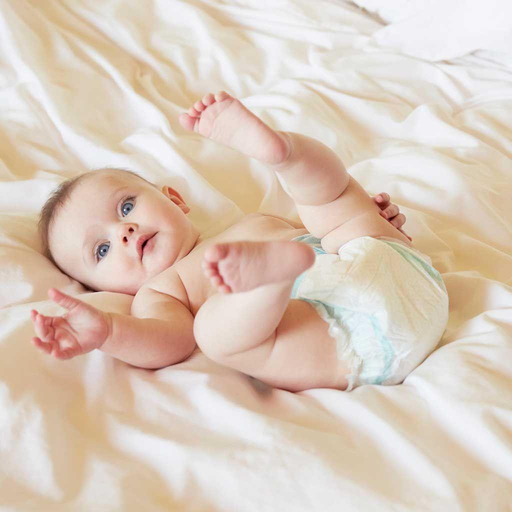 Cómo cuidar los genitales del bebé