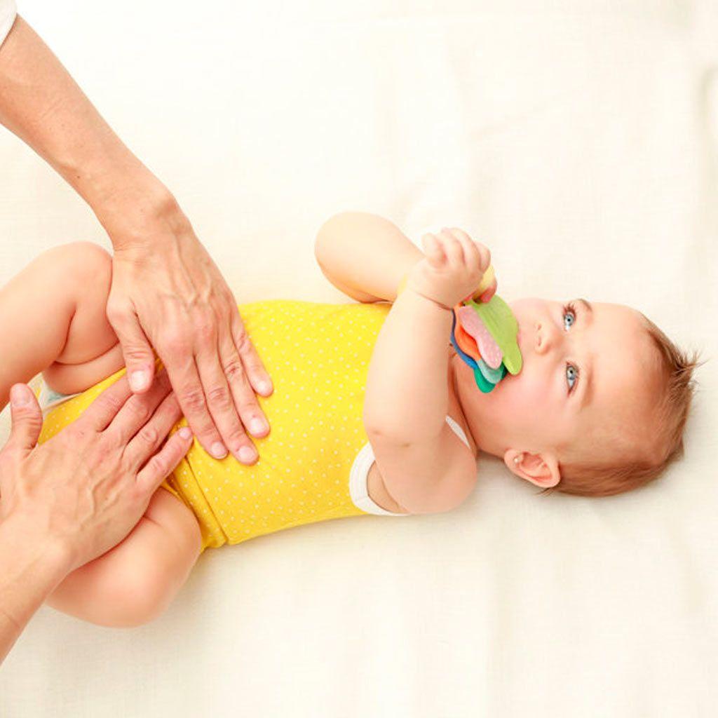 Contra Bebé Del Masajes El Estreñimiento ARjL3c54q