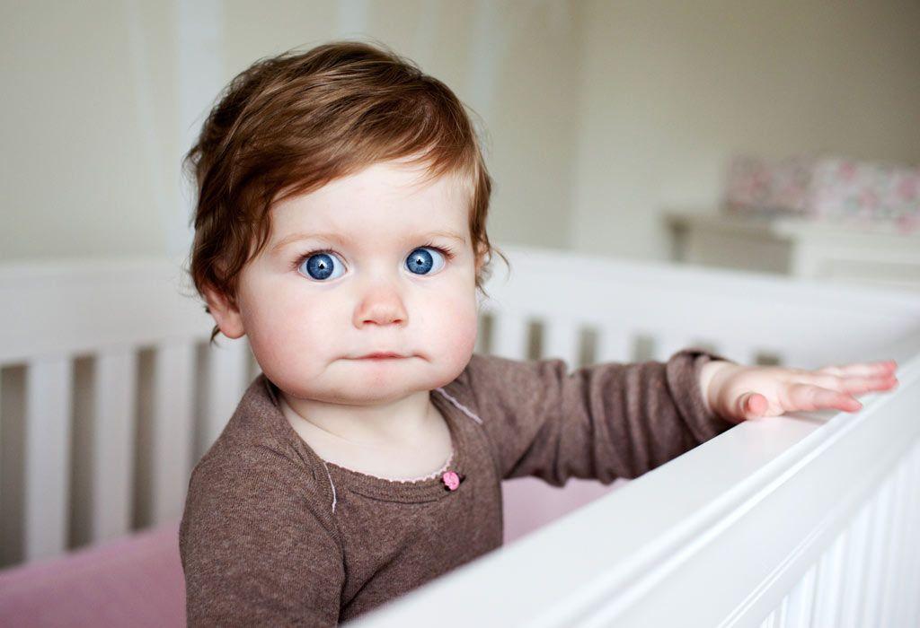como debe dormir un bebe de 10 meses