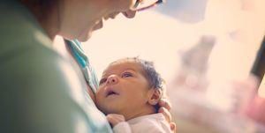 Primera visita del bebé al pediatra