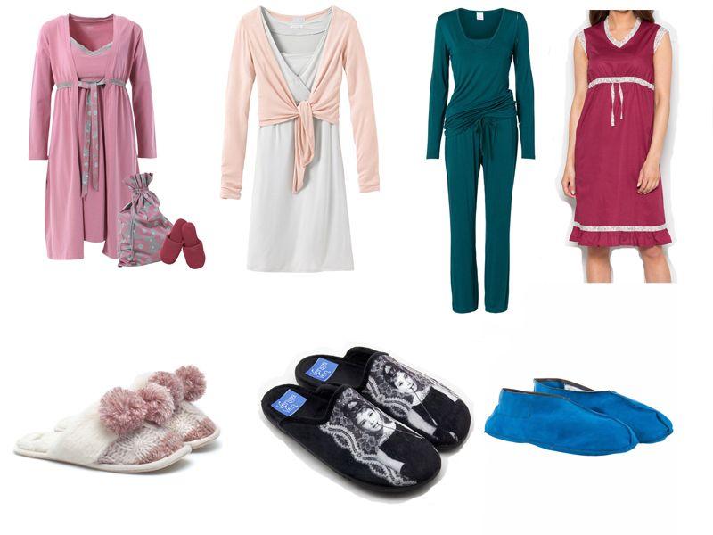 9d5d601c87c Pijamas y camisones de embarazada