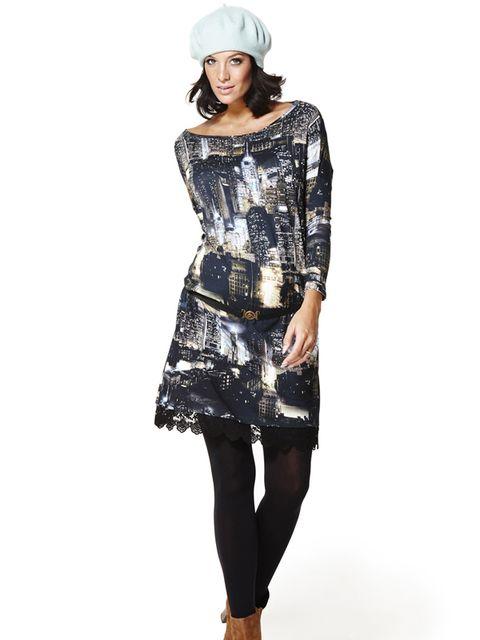 86e8034d9 Tendencias de moda otoño-invierno para embarazadas
