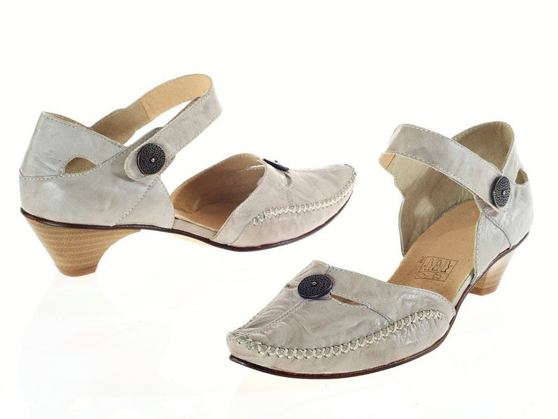 Para Embarazadas Zapatos 2012 Sandalias De Medio Tacón Y bf6vY7gy