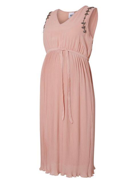 495a7e1a7 Vestido de color rosa cuarzo