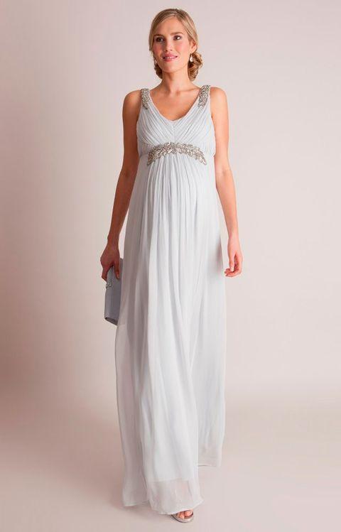 86eb1c7b0 Vestidos de novia para embarazadas