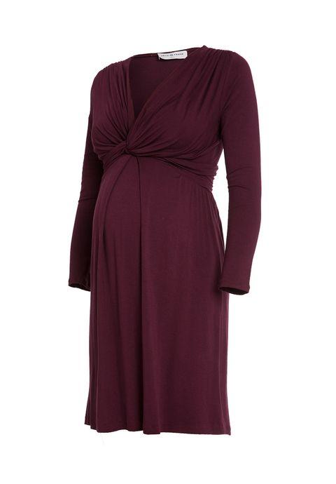 034c911ef Vestidos y zapatos de otoño para embarazada