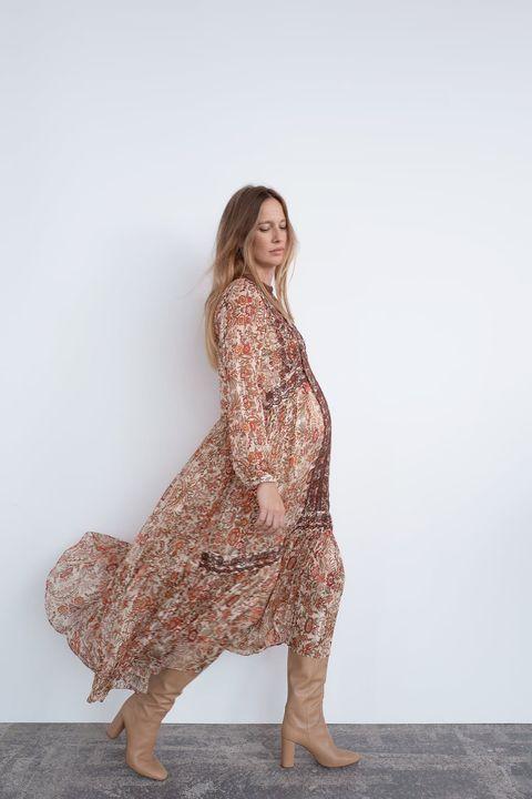 2a53d4a2e Zara vuelve a vender ropa para embarazadas