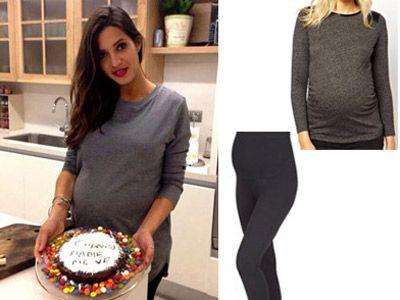 0053c45a9 Looks de embarazo de Sara Carbonero
