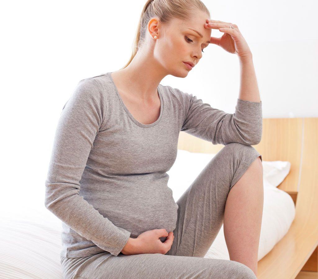 Picor garganta y mocos embarazo