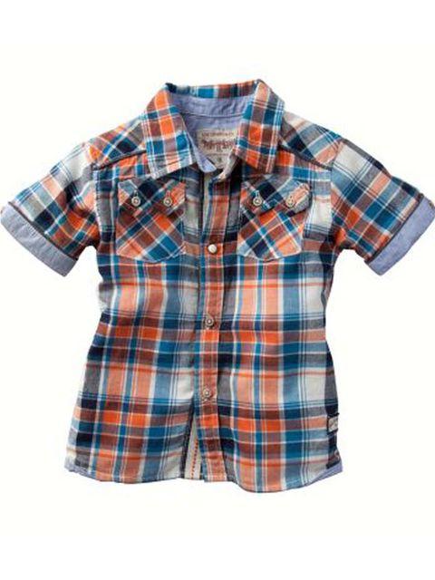 636fb423d Camisas de manga corta para niños