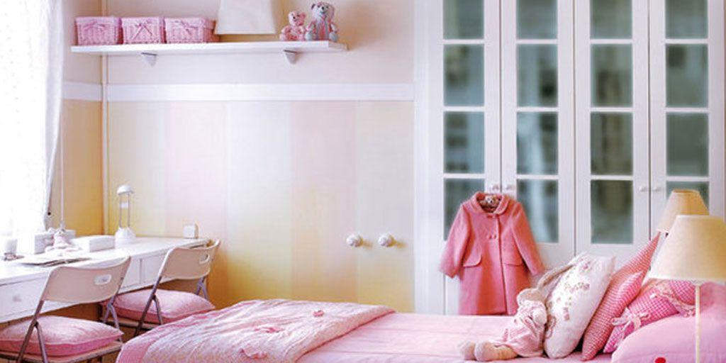 Ideas para decorar una habitación de niña