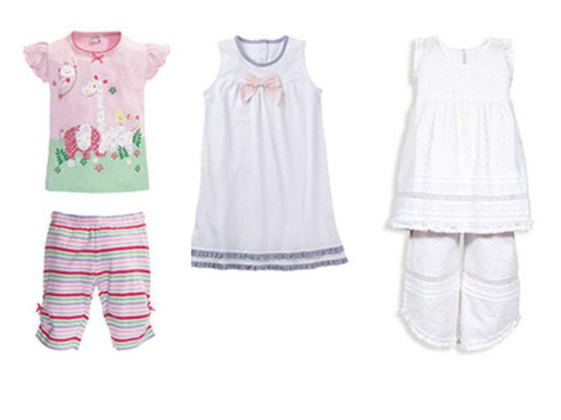 4a813784c Camisones y pijamas de primavera - verano para niñas