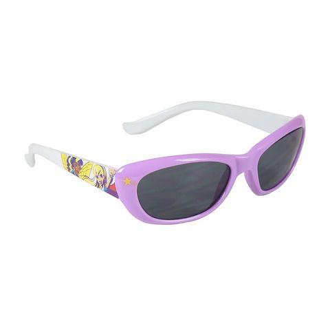 26a35cc6e7 Gafas de sol DC Super Hero Girls. Montura muy ligera, lentes con protección  100% UV. Desde 9 €. En grandes superficies comerciales.