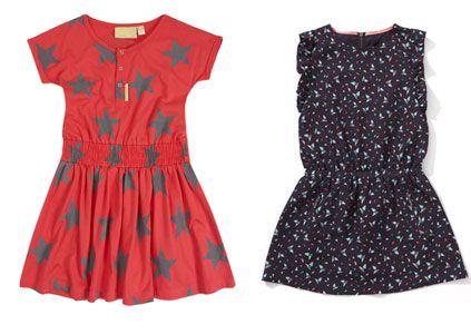 Vestidos de verano para nenas