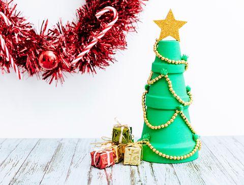 Manualidades para hacer con los ni os y decorar la casa en for Adornos de navidad para hacer en casa