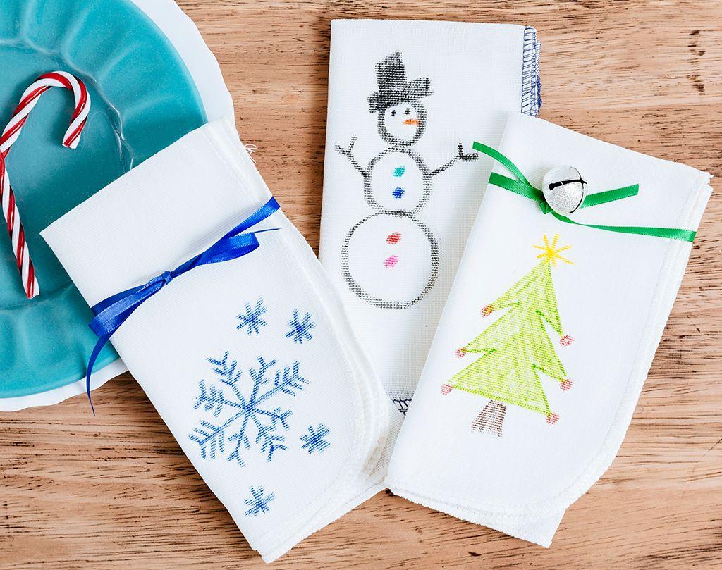 Manualidades para hacer con los niños y decorar la casa en Navidad
