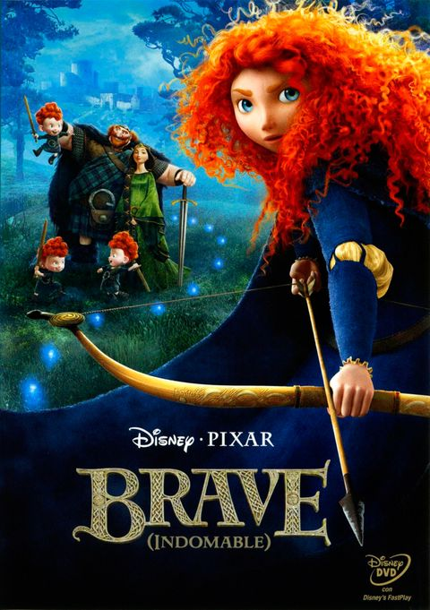 Película Brave (Indomable)