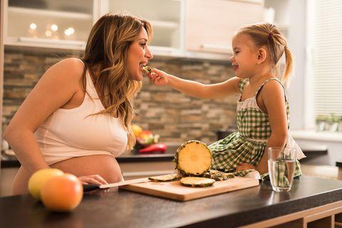 hacer dieta en el embarazo es malo