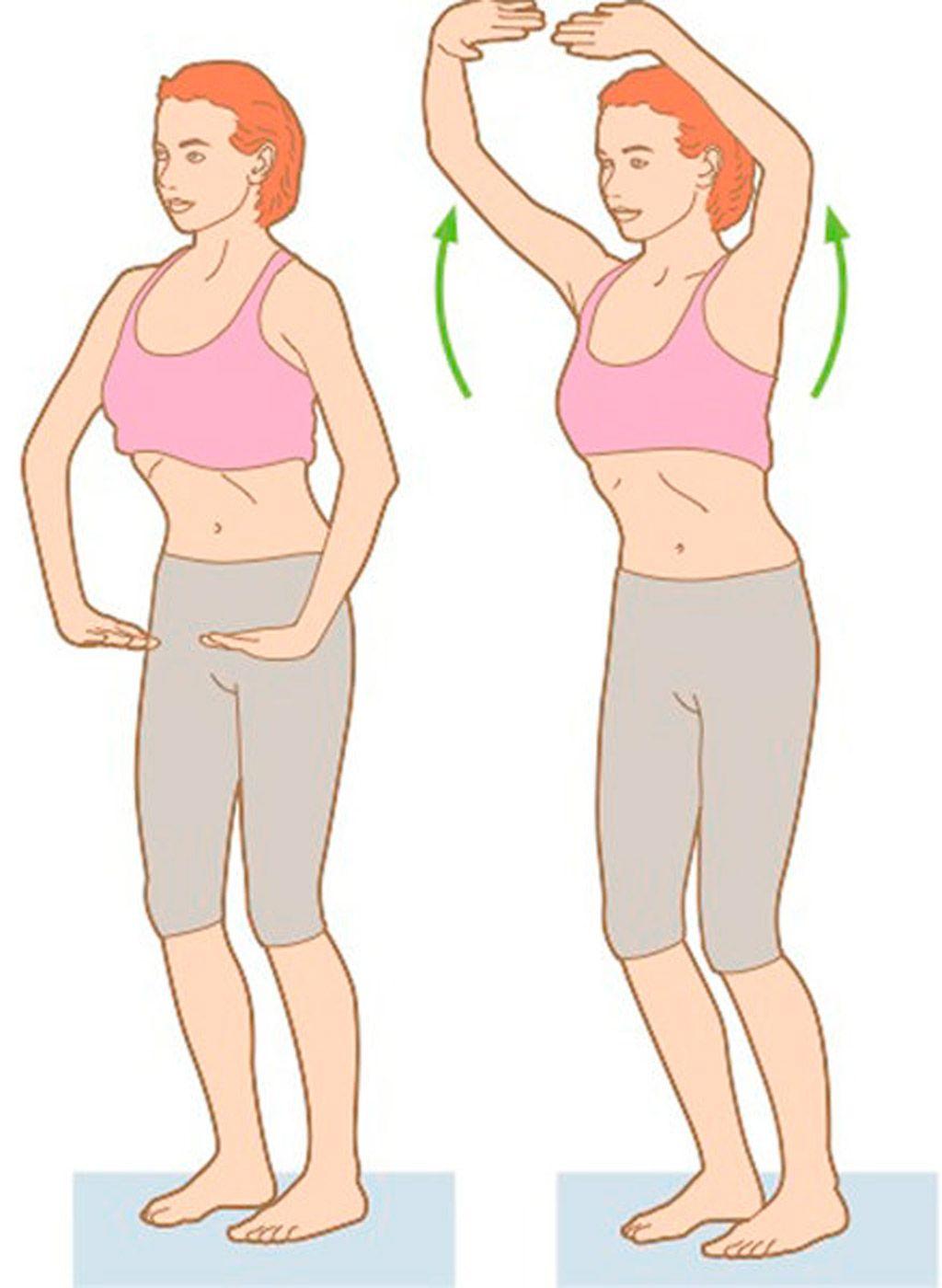 Ejercicios para abdomen despues del embarazo