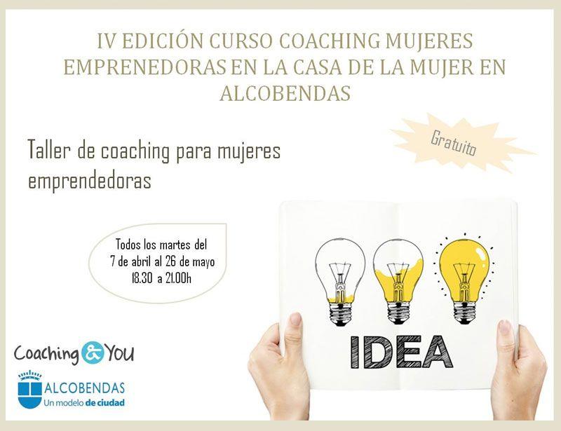 Coaching para emprendedoras
