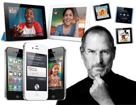 42f75c799c9 ¿Qué tenía Steve Jobs que lo hacía único entre los ejecutivos del planeta?  ¿Sería ese aire de progre despistado y en vaqueros, su habilidad para crear  una ...
