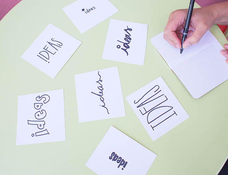 Cómo fomentar la creatividad en la empresa con una tormenta de ideas