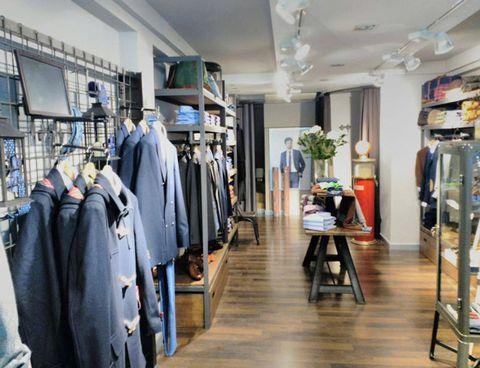 """17c7ce604 Harper   Neyer es una franquicia de moda y complementos masculina de  fabricación propia y española. """"Nuestras ventajas competitivas se  encuentran en el ..."""