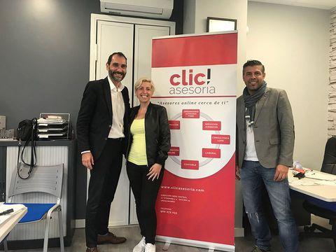 Clic Abre Oficina En La Comunidad De Madrid Consolidando Su Expansión