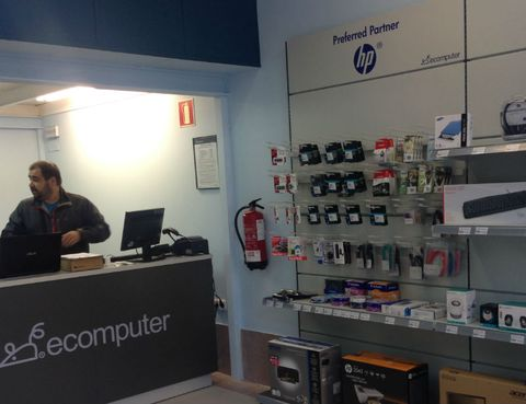 Ecomputer Abre Una Tienda En Donostia