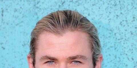 Ear, Lip, Cheek, Mouth, Hairstyle, Collar, Chin, Forehead, Facial hair, Eyebrow,