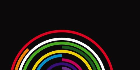 Colorfulness, Magenta, Purple, Circle, Violet, Graphic design, Graphics,