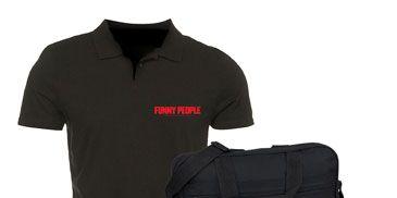 Product, Sleeve, White, T-shirt, Font, Carmine, Black, Grey, Bag, Active shirt,