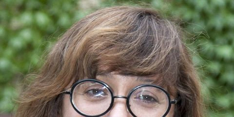 Eyewear, Face, Glasses, Vision care, Lip, Cheek, Hairstyle, Eye, Skin, Chin,