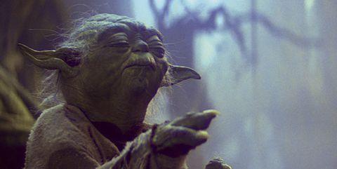 Yoda, Fictional character, Art,