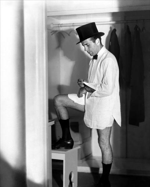Human leg, Black, Uniform, Monochrome, Knee, Monochrome photography, Vintage clothing, Black-and-white, Ankle, Cuff,