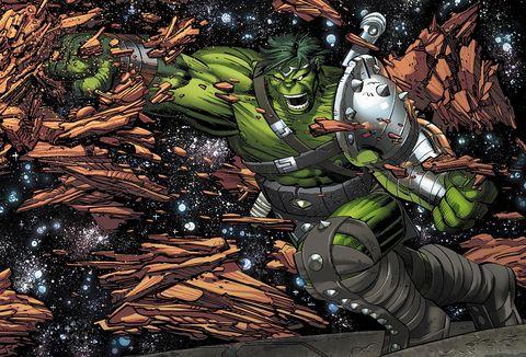 Fictional character, Superhero, Fiction, Cg artwork, Illustration, Comics, Hulk, Supervillain,