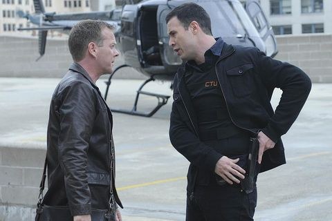 Jacket, Leather, Leather jacket, Street fashion, Aircraft, Top, Service, Crew cut, Law enforcement, Crew,