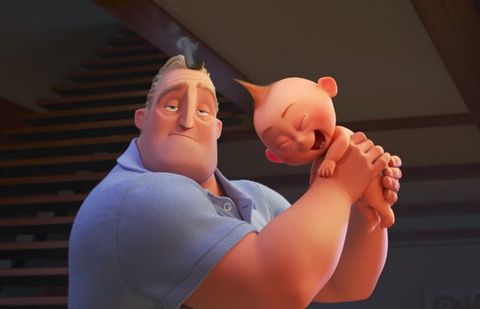 Nose, Arm, Animation, Muscle, Child, Ear,