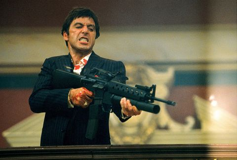 Gun, Firearm, Shooting, Machine gun, Trigger, Air gun, Gun barrel, Shotgun, Gun accessory, Airsoft gun,