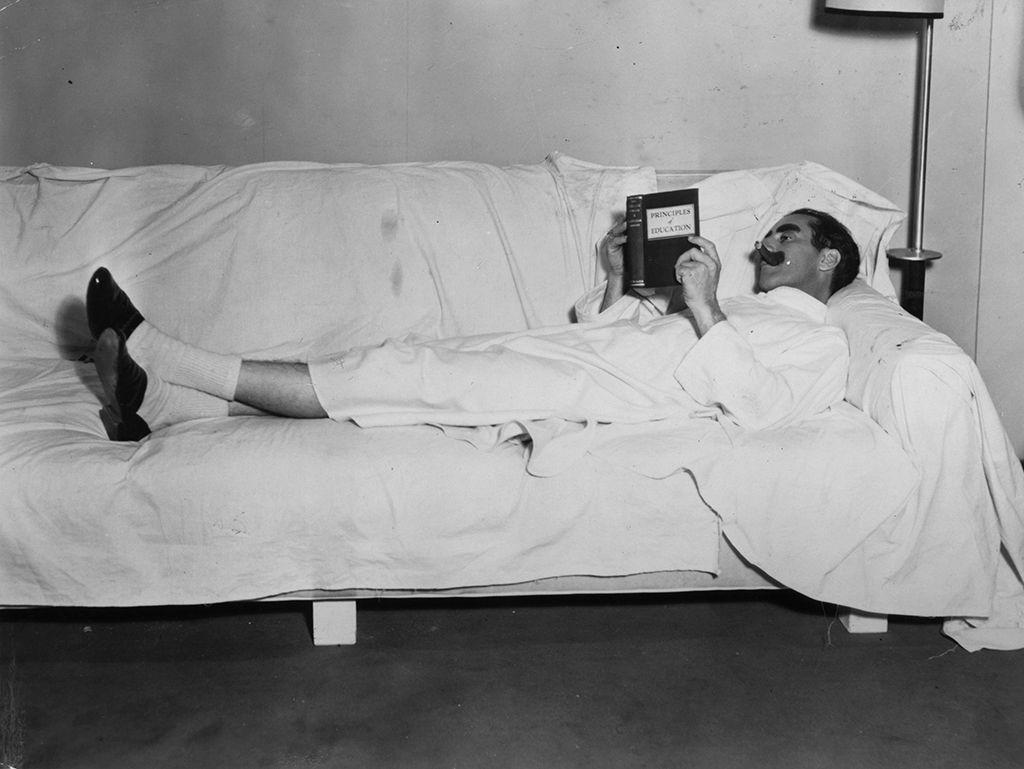 11 frases de Groucho Marx que puedes usar en tu vida diaria