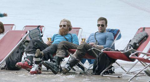 Fun, Sitting, Recreation, Ice hockey,