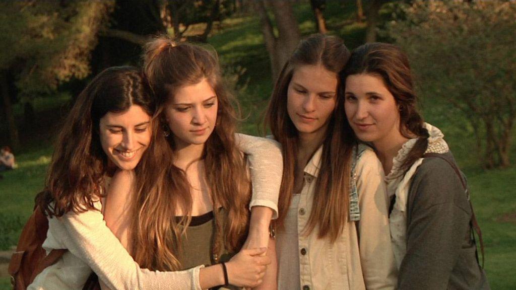12 Películas Sobre Cuatro Amigas